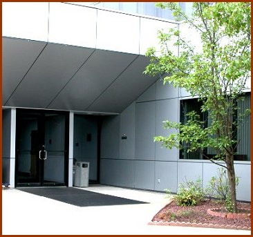 Finesco Associates Building Entry